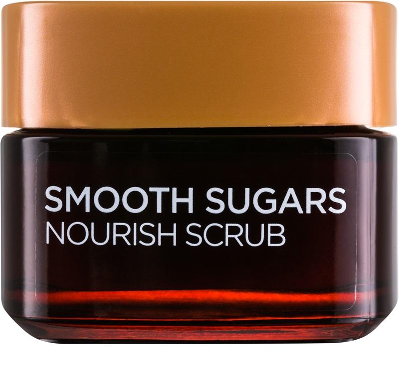 smooth sugars, cukorradír, bőrradír, L'Oreal Paris, rúzs és más