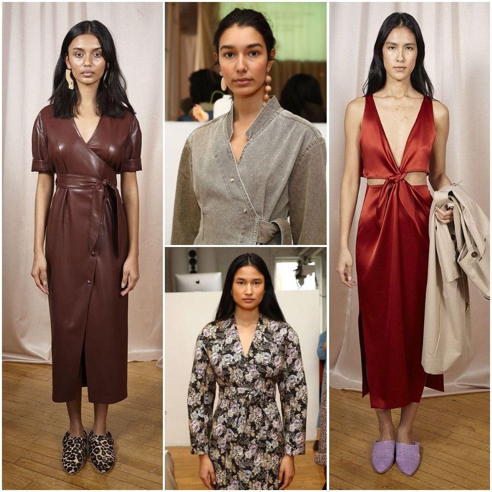 Nanushka, New York Fashion Week, designer, rúzs és más