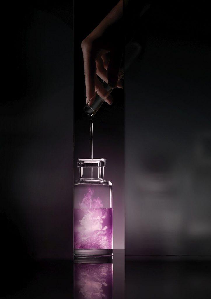 La Prairie Platinum Rare Cellular Night Elixir, rúzs és más