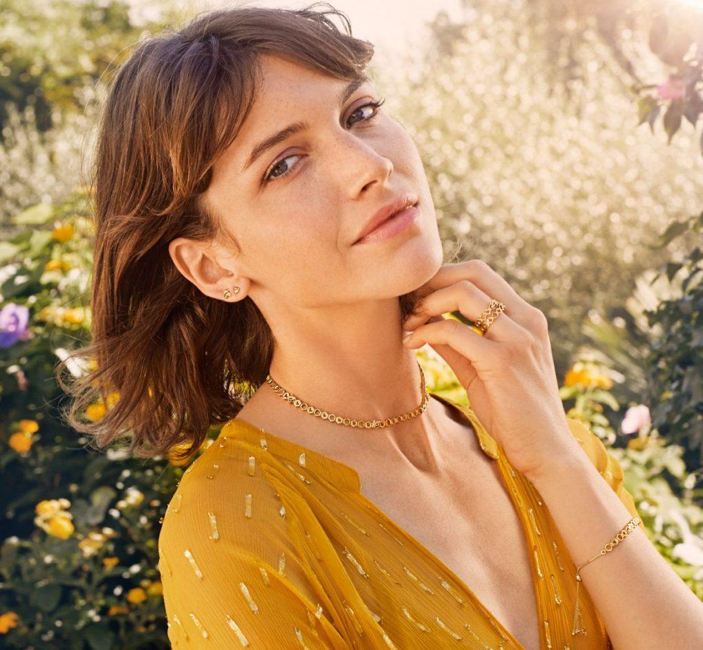 Pandora Shine tavaszi kollekció, arannyal futtatott, rúzs és más