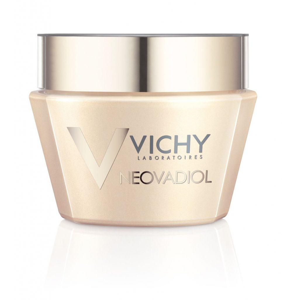 Vichy hormonális öregedés, Neovadiol, rúzs és más
