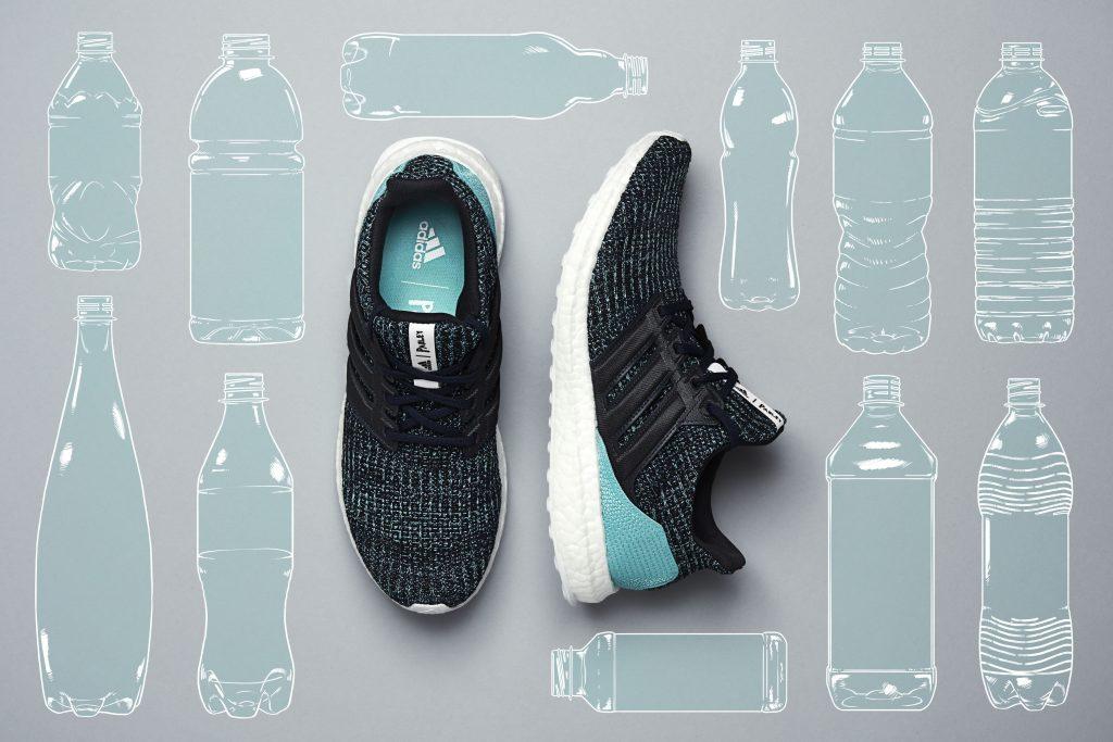 adidas Parley UltraBOOST cipők, óceáni műanyag, környezetvédelem, rúzs és más