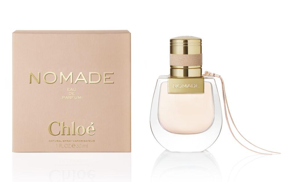Chloé Nomade, rúzs és más