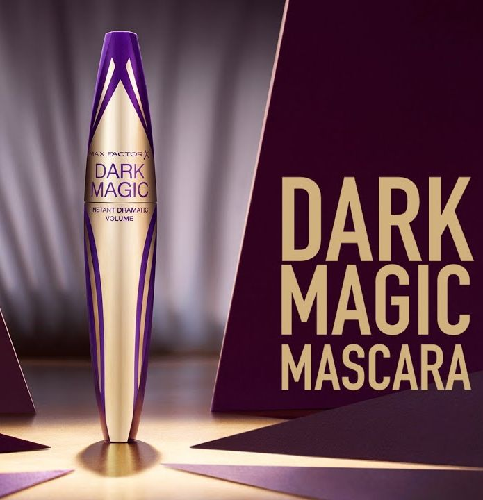Max Factor Dark Magic szempillaspirál, rúzs és más