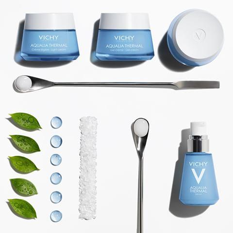 Vichy Aqualia Thermal természetes összetétellel
