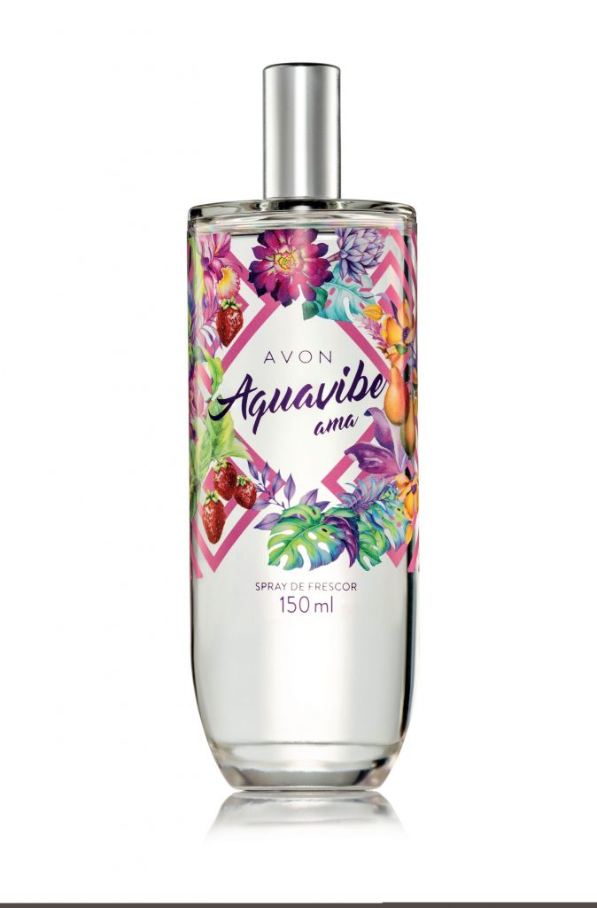Avon Aquavibe Laugh more, Love now, rúzs és más