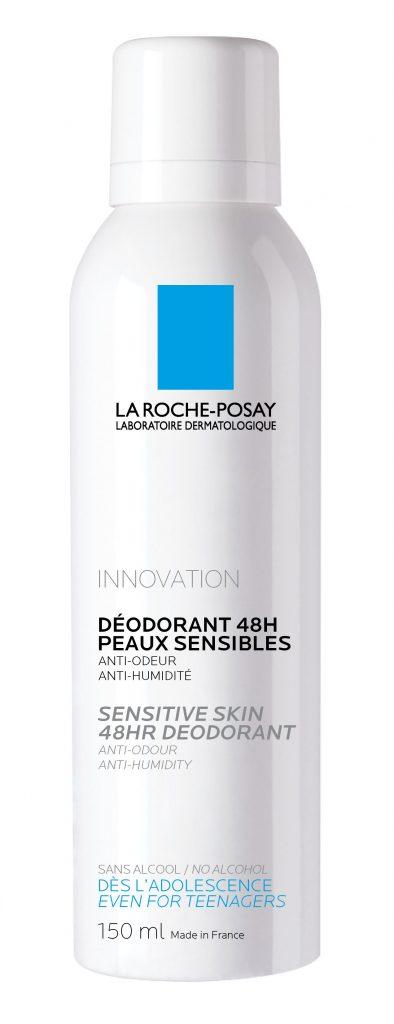 magnéziumoxid dezodor, La roche-Posay, rúzs és más