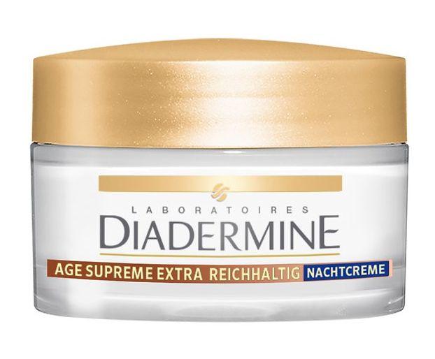 Diadermine Age Supreme, rúzs és más