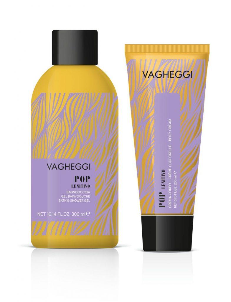 Vagheggi limitált nyári testápoló és tusfürdő, rúzs és más