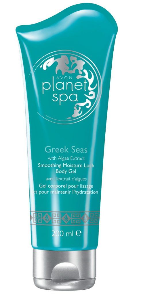 Avon Planet Spa Greek seas bőrfeszesítő gél tengeri kivonatokkal