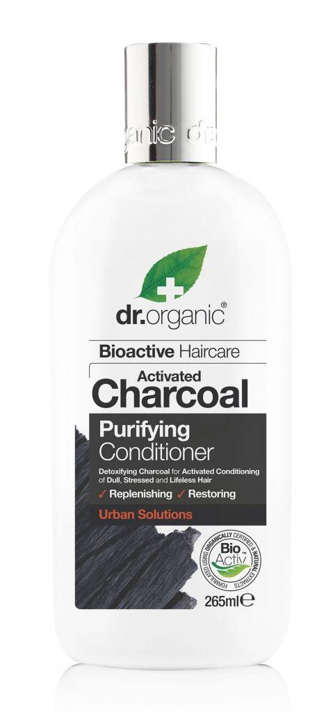 Dr Organic aktív szén termékcsalád, rúzs és más