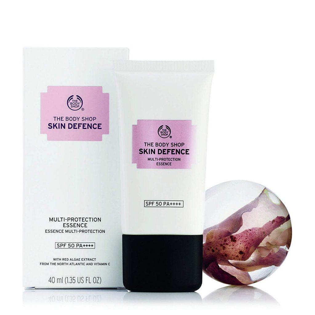 The Body Shop Skin Defence, rúzs és más