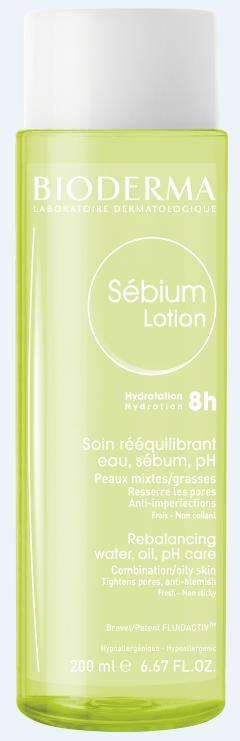 Bioderma Sébium Lotion, zsíros bőr, akne, mitesszer, rúzs és más