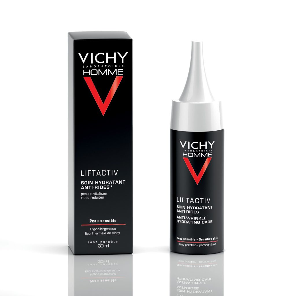 Vichy Homme liftactiv, férfibőr, anti-aging, rúzs és más