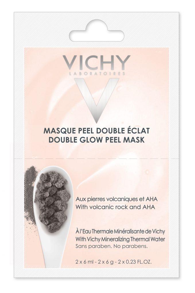 Vichy Hámlasztó maszk a ragyogó arcbőrért