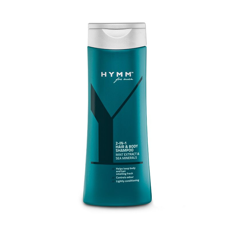 Amway Hymm Hair and Body Shampoo