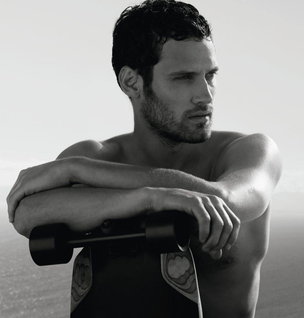 Chanel Allre Homme Sport, Adam Crigler