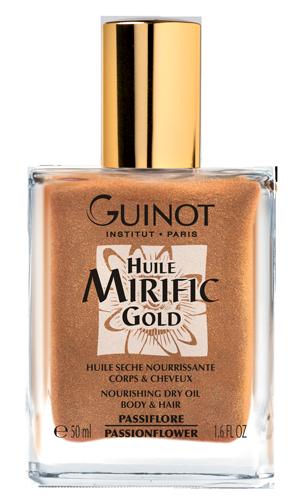 Guinot Mirific Gold olaj
