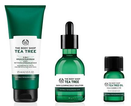 The Body Shop Tea Tree Superheroes