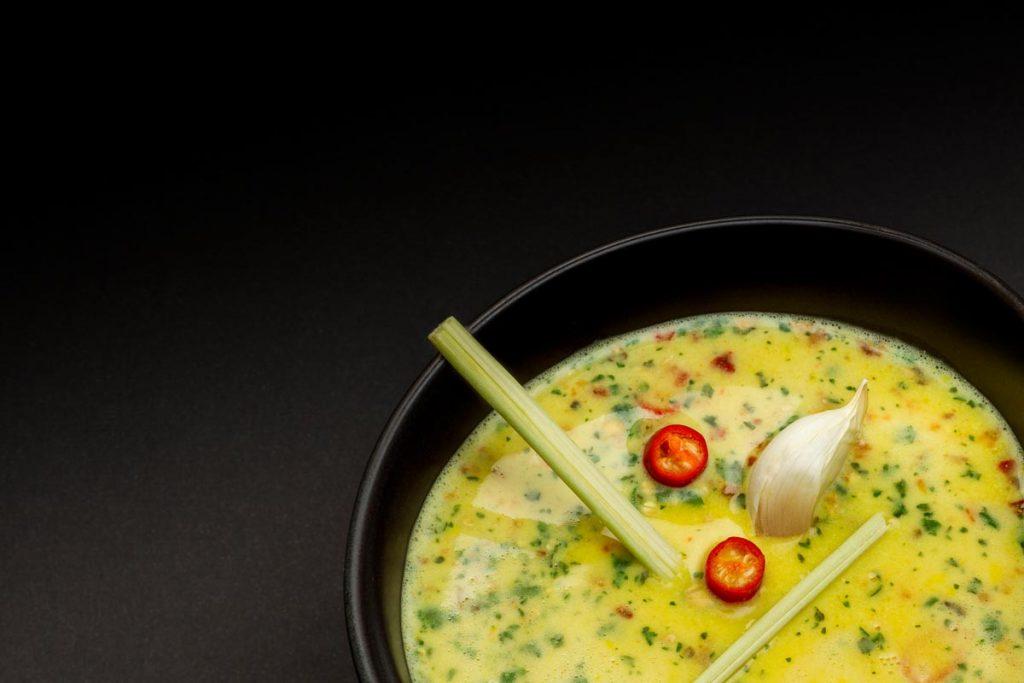 Toman Diet Thai leves