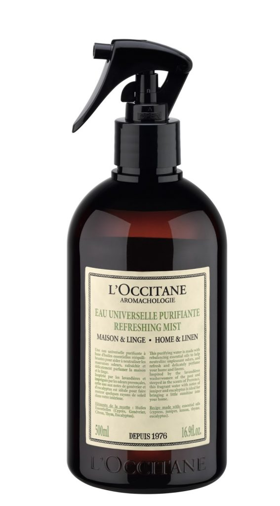 L'Occitane Aromakológia Légfrissítő Otthon Permet