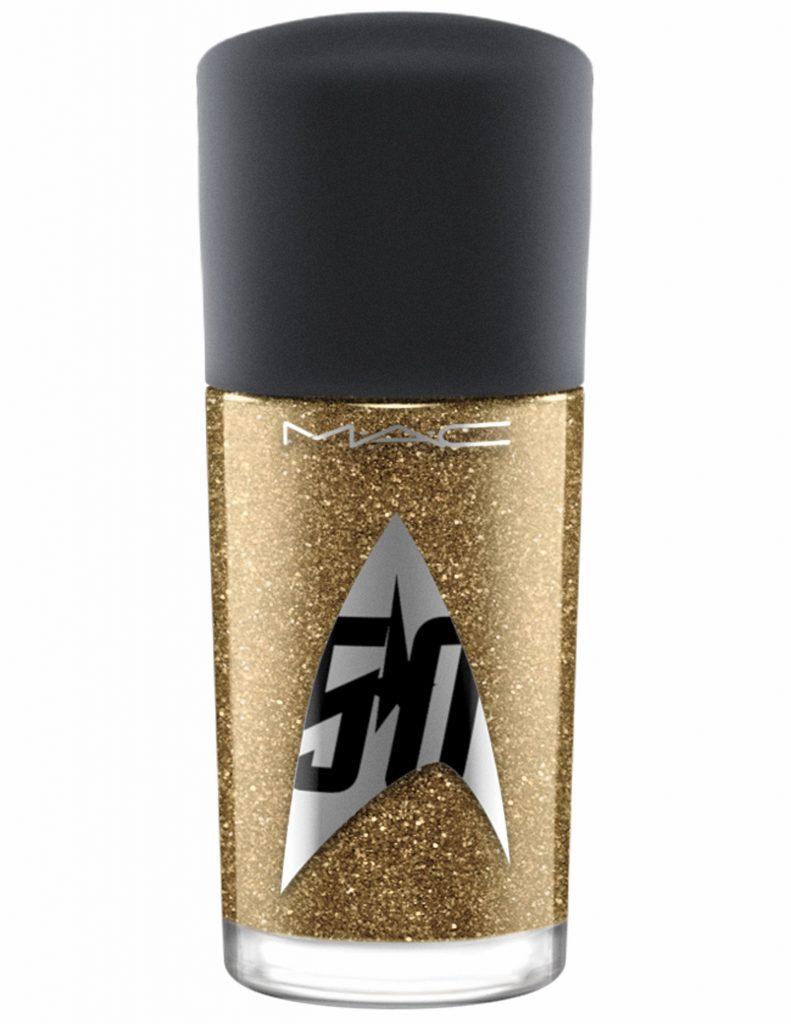 MAC Star Trek Studio Nail Lacquer