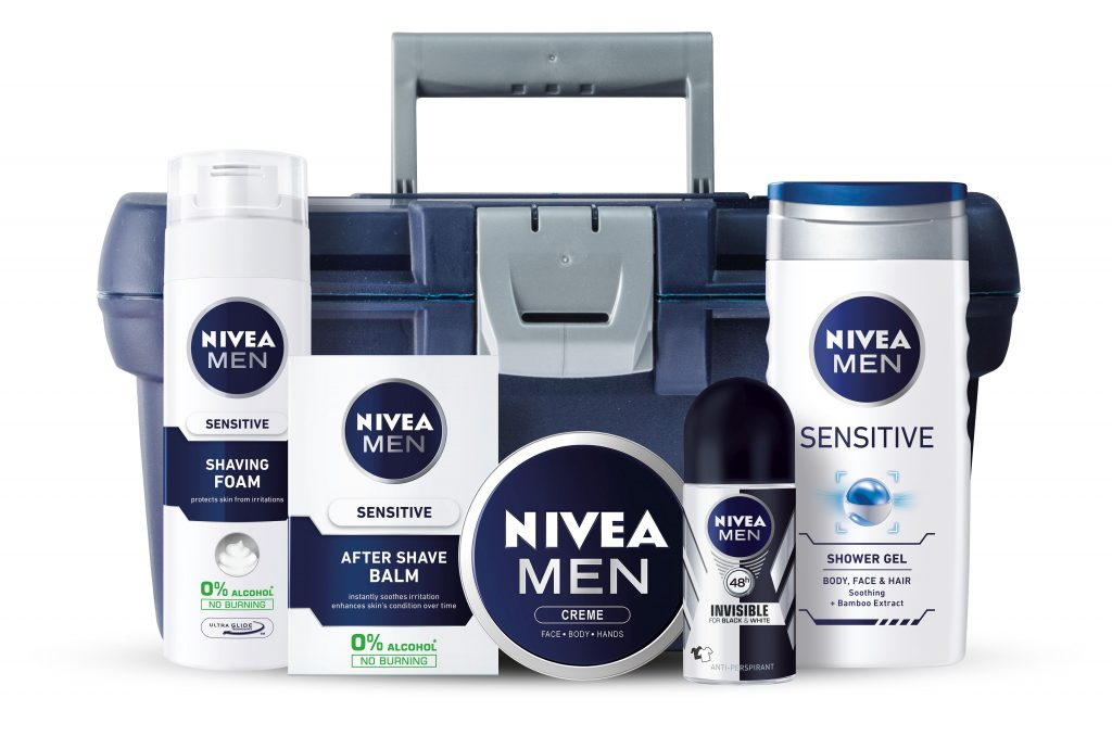 Nivea Men Sensitive ajádékcsomag