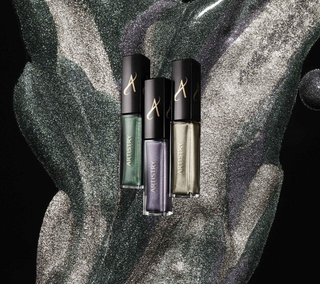 Artistry őszi sminkkollekció Metallic Luxe