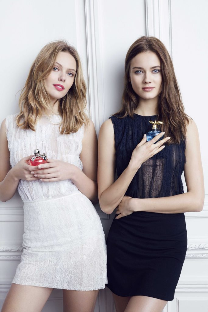 Les Belles de Nina Ricci, Luna