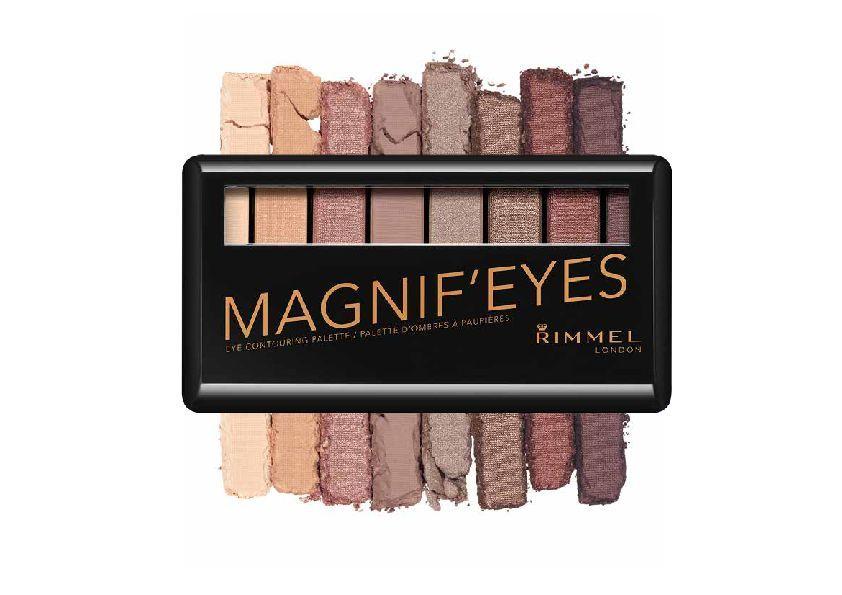Rimmel Magnif'eyes szemfesték paletta