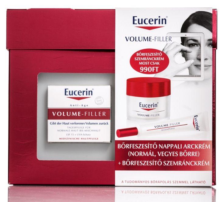Eucerin Volume Filler ajándékcsomag