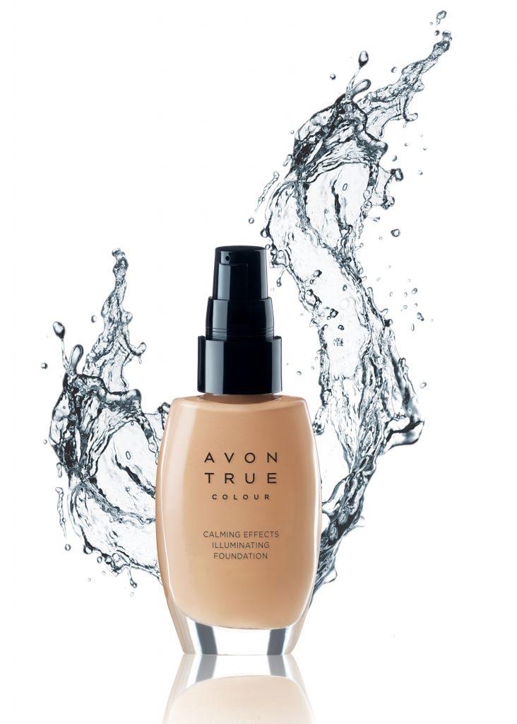 Avon True bőrnyugtató hatású alapozó