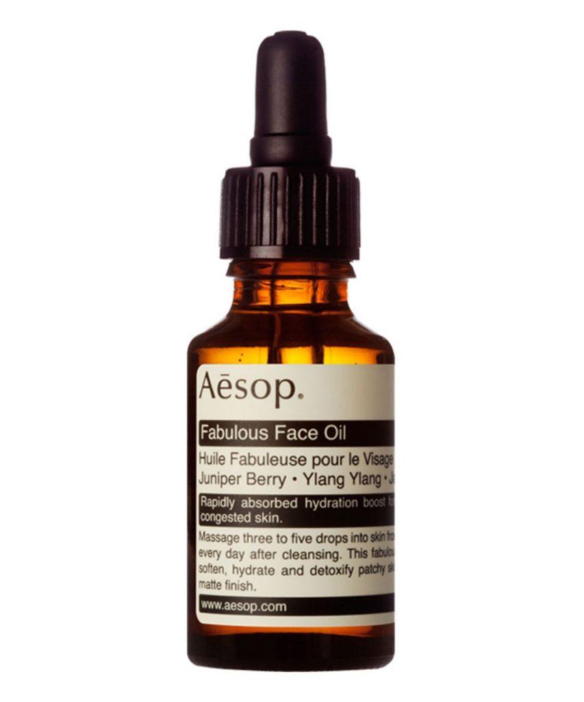Aesop Face Oil