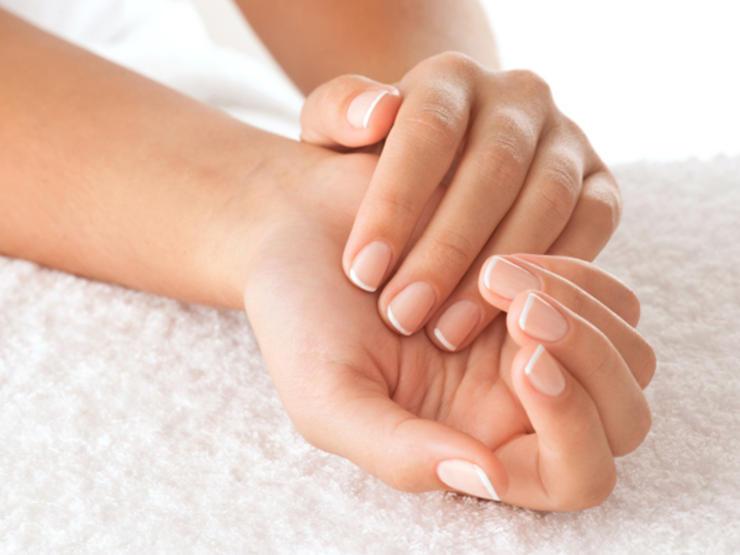 Száraz kezek téli ápolása