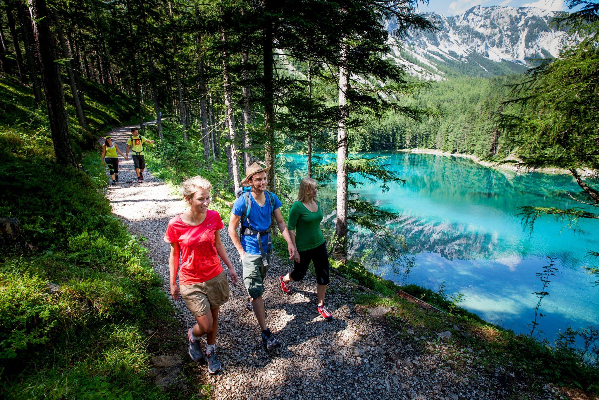 Hegyi nyaralási célpont: Felső-Stájerország