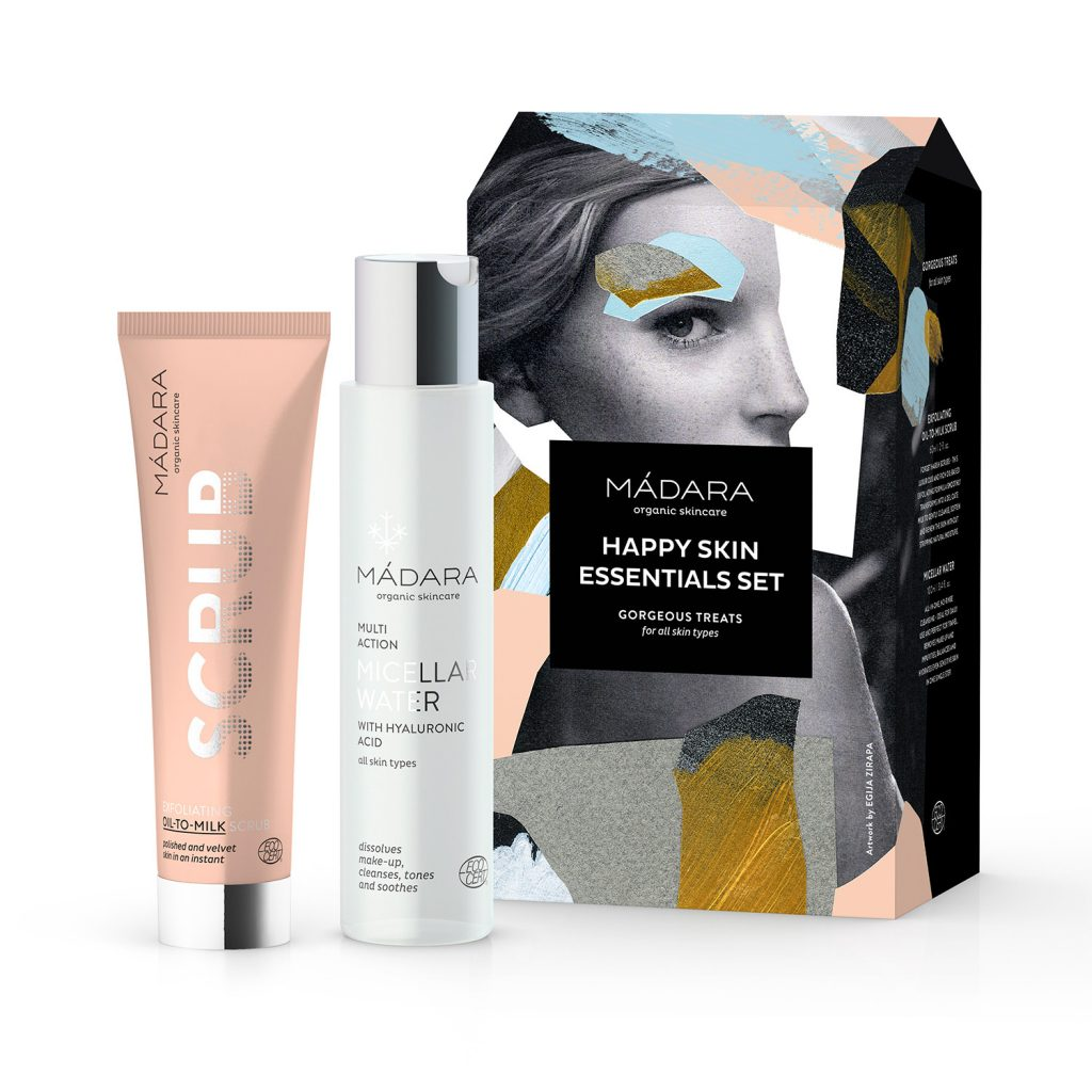 Mádara Happy Skin Essentials Kit