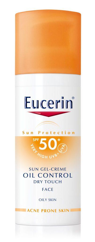 Eucerin Sun Gel Creme Oil Control Face SPF 50