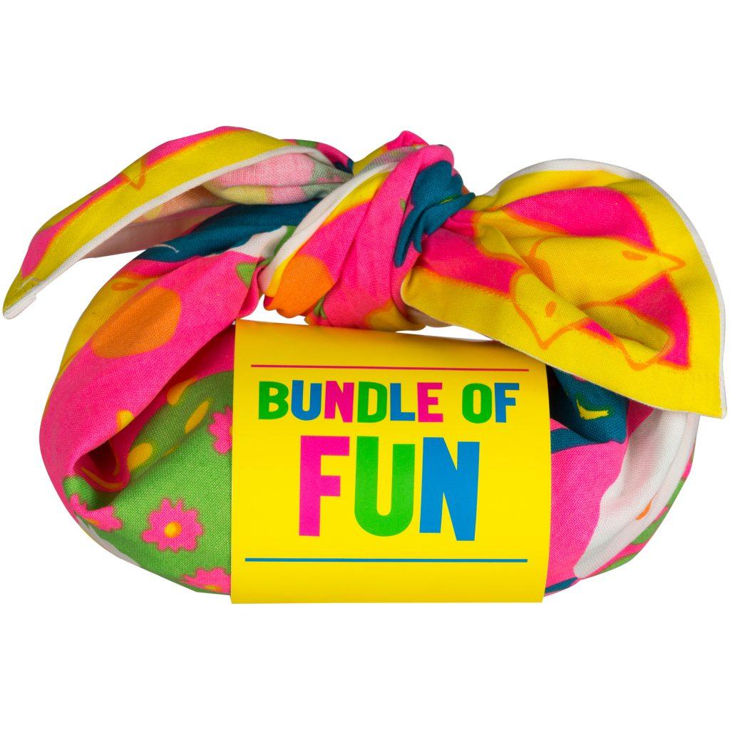 Lush Bundle of fun - gyurmaszappan ajándékcsomag