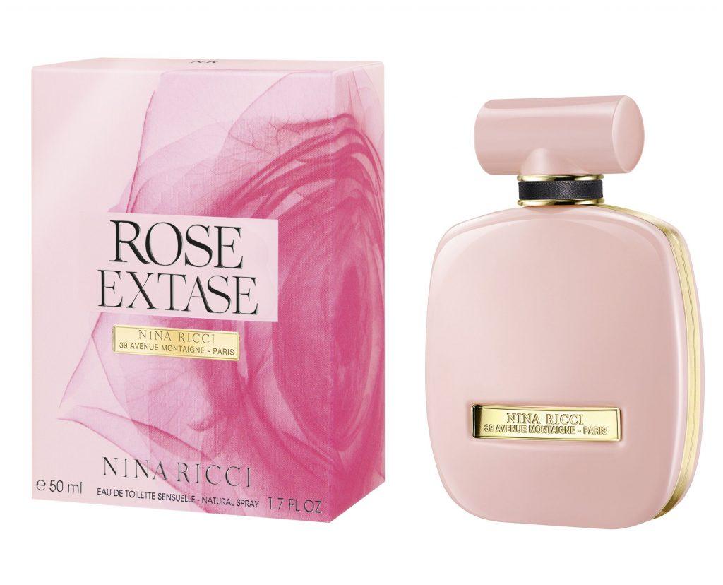Nina Ricci Rose Extase eau de toilette