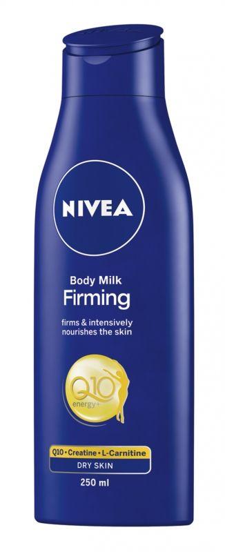 Nivea Q10 energy bőrfeszesítő testápoló tej