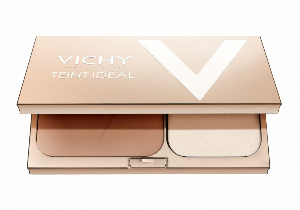 Vichy Teint Ideal Kompakt Alapozó