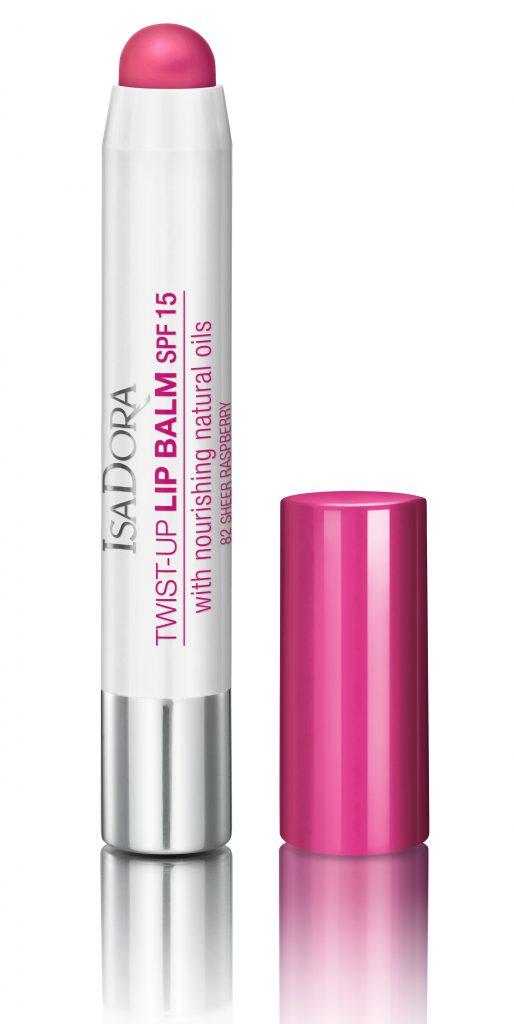 Isadora Twist Up Lip Balm SPF 15