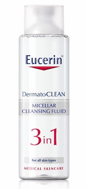 Eucerin DermatoClean micellás arclemosó