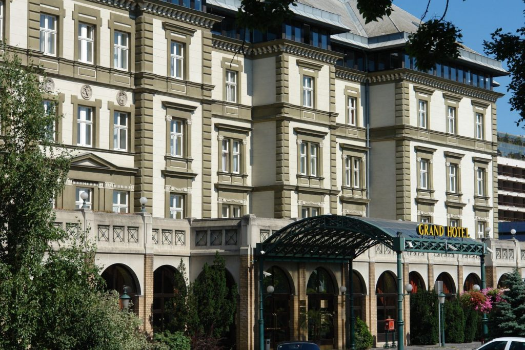 Grand Hotel Margitszige