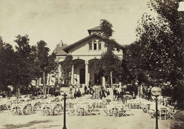 Margitszigeti Casino anno
