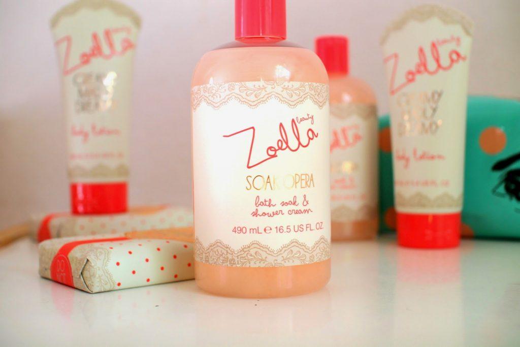Zoella Beauty szépségápolási termékcsalád