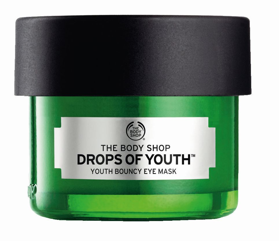 The Body Shop Drops of Youth szemmaszk, rúzs és más