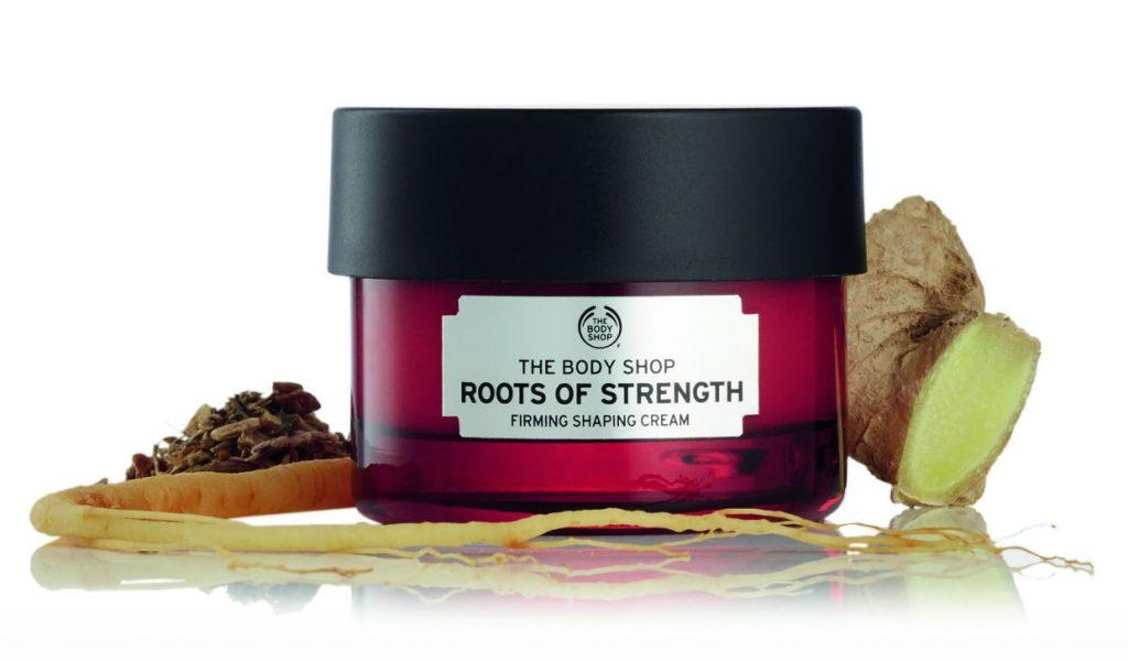 Roots of Srenghts, The Body Shop, gyökerek, rúzs és más