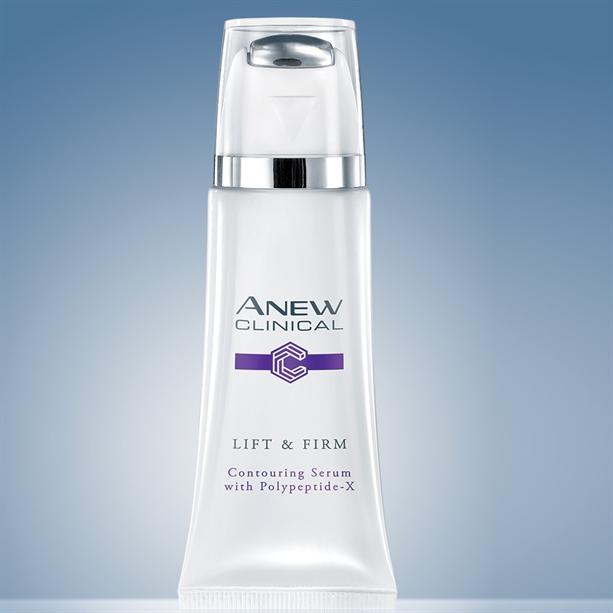 Avon Anew Clinical feszesítő szérum, rúzs és más