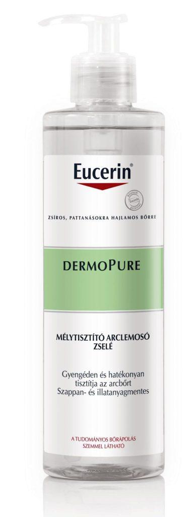 Pattanás, Eucerin DermoPure, rúzs és más